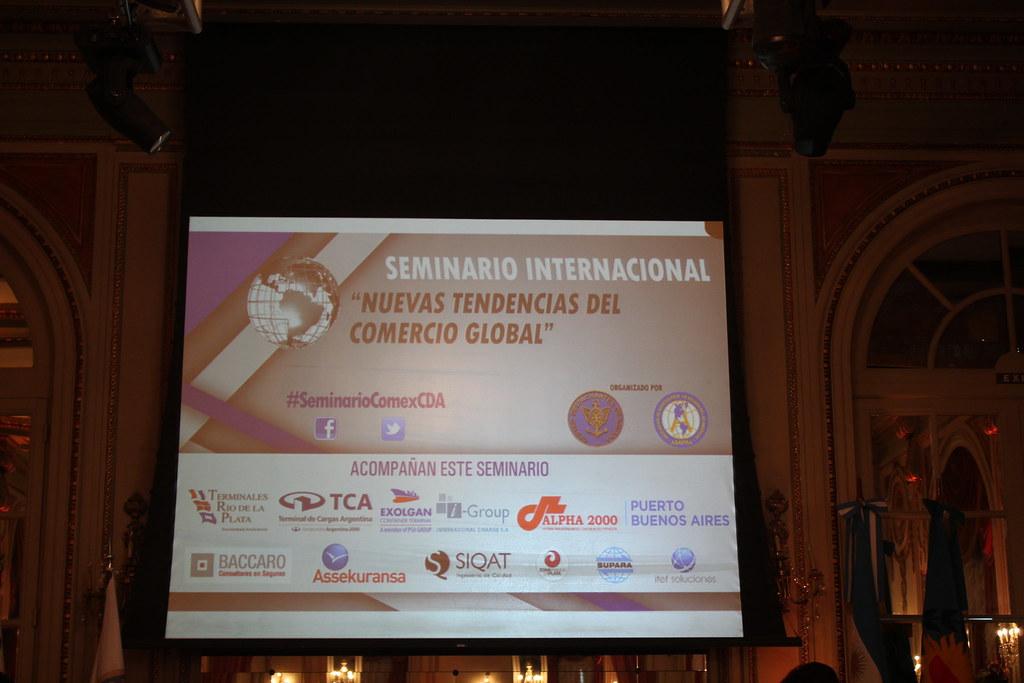 Seminario Internacional Comex
