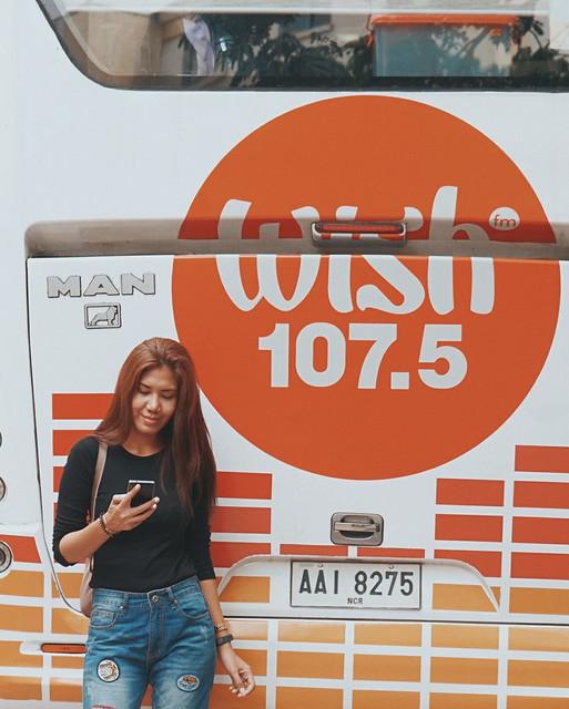 Wish Bus Wish 1075 3rd Anniversary
