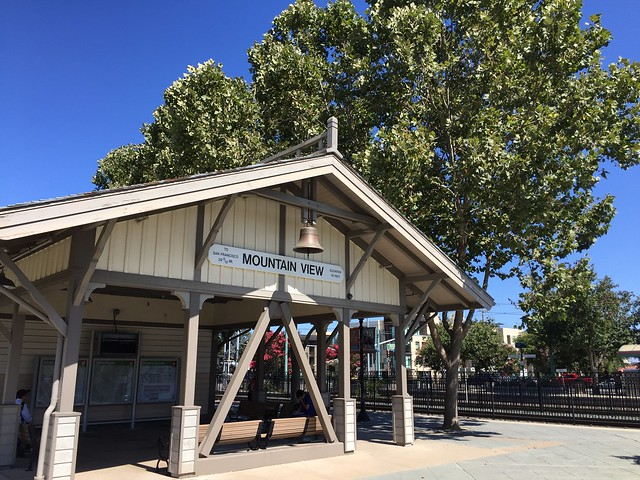 Mountain View Station