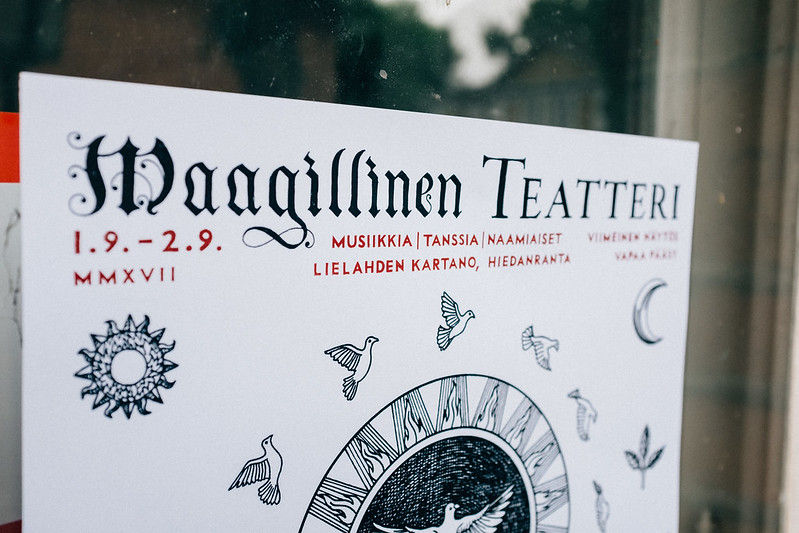 Maagillinen Teatteri MMXVlI