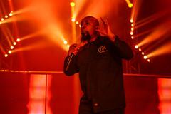 Tech N9ne live at KC Strictly Strange Tour 2017