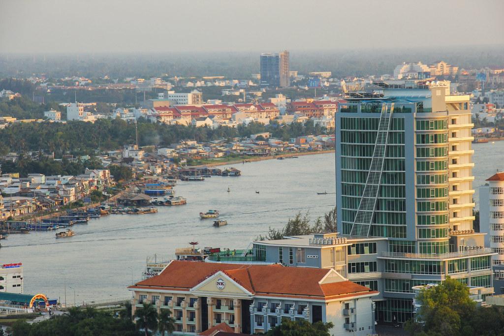 barer i Can Tho, Vietnam