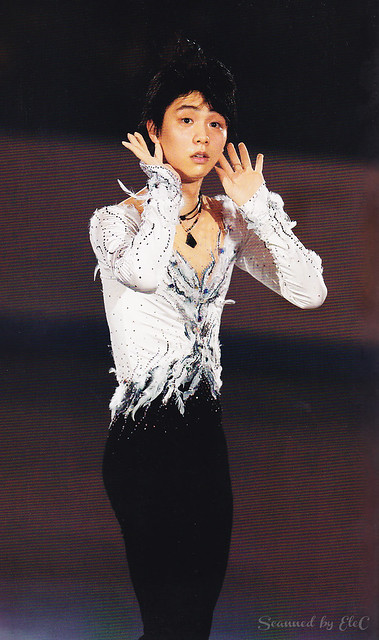 Yuzuru Hanyu - Notte Stellata (The Swan)