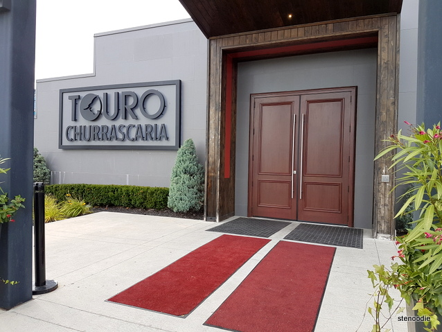 Touro Brazilian Steakhouse storefront