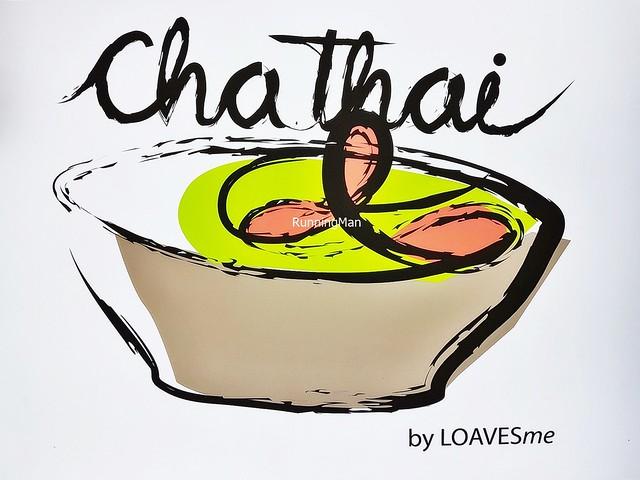 Cha Thai Signage