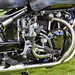 Lydden Hill August 2016 Paddock Vincent Black Shadow 1950 001C