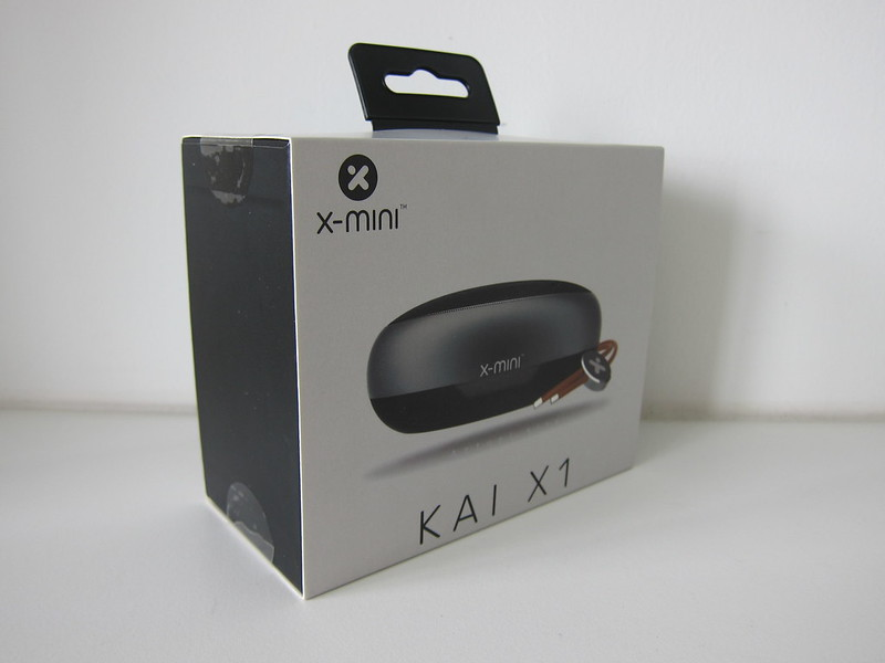 X-mini KAI X1 - Box