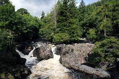 Afon Llugwy - Betws-y-Coed