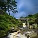 Packhorse Bridge Three shire heads by Lumen01