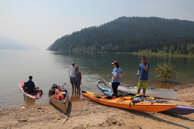 Arrow Lake Long Weekend