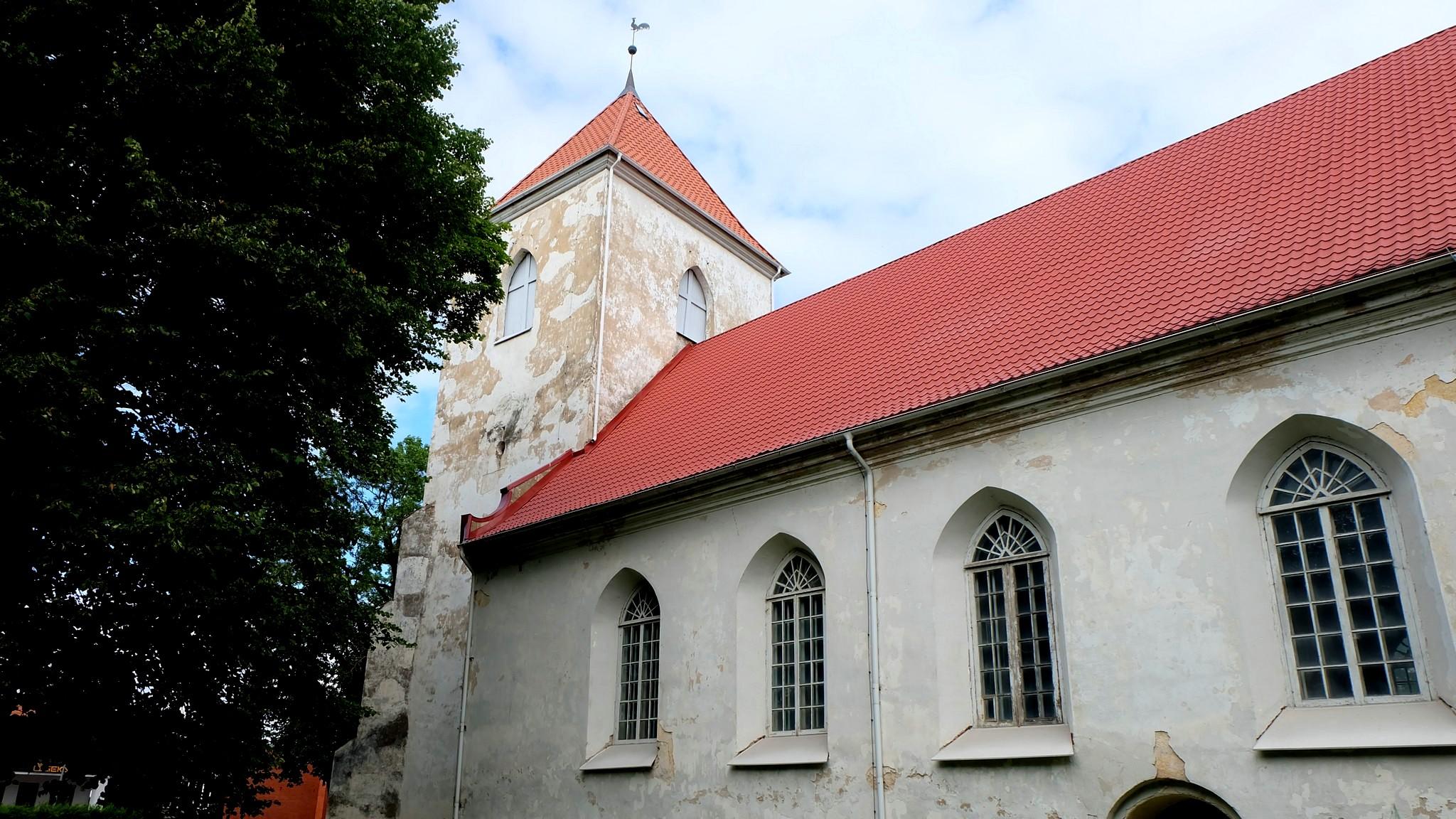 Bauskas Svētā Gara Evaņģēliski Luteriskā Baznīca, Bauska, Latvija