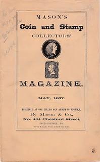 Masons CSC Mag 1867