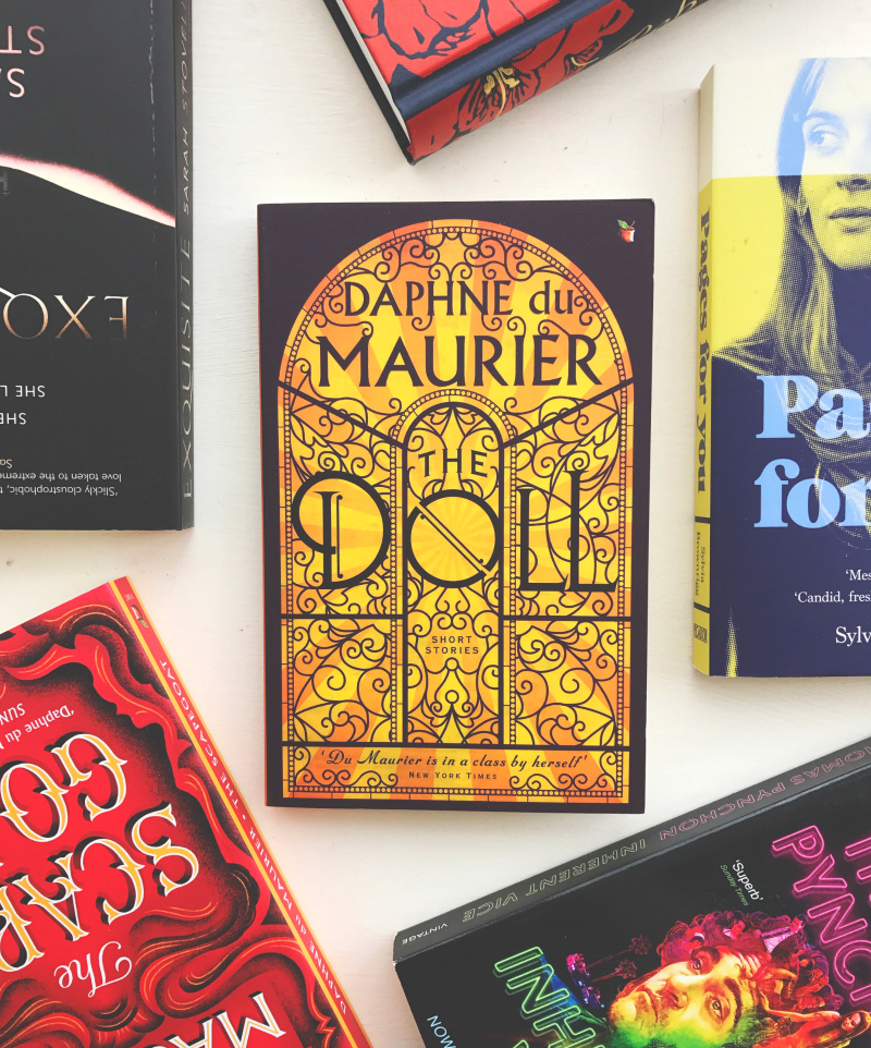 book haul vivatramp book blog lifestyle blog uk daphne du maurier