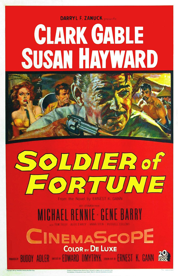 Soldier of Fortune - Poster 1