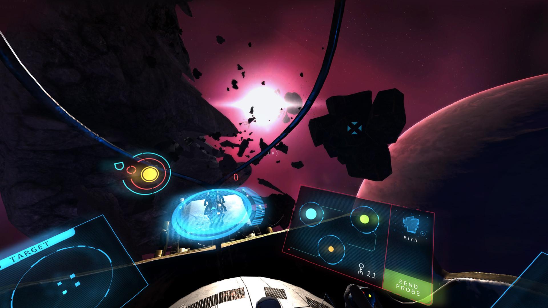 Space Drift Episode One - Screenshot