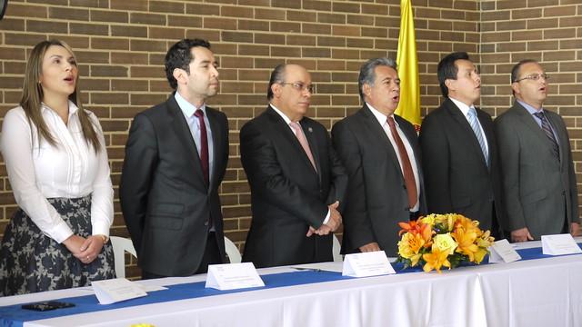 Inauguración UDR Soacha