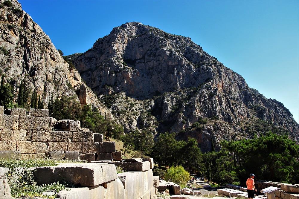 Delphi - Parnassos