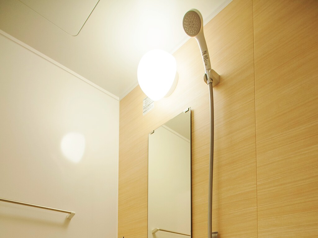 リノベーション後:バスルーム