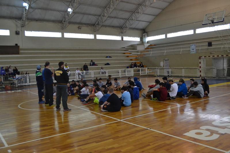Atividade Esportiva de Integração - Ensino Fundamental II - 2017