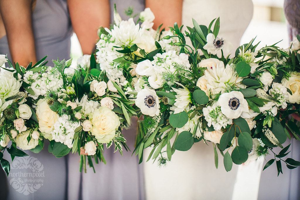 Bridal Florals, by Something Blue Floral Design