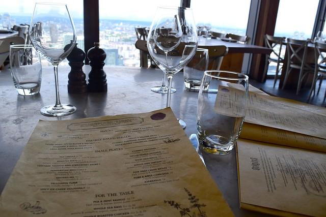 Lunch Menu at Duck & Waffle | www.rachelphipps.com @rachelphipps