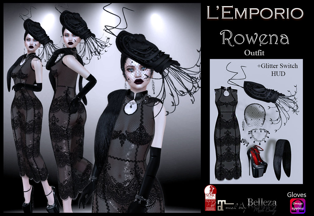 Rowena - SecondLifeHub.com