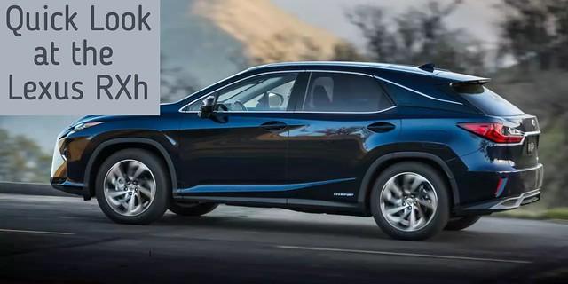 Lexus RXh