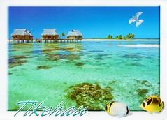 French Polynesia - Tikehau