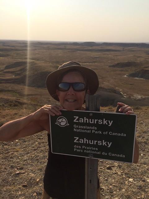 Grasslands East block Zahursky point