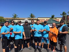 "Hawaii Electric Light at the ""Bus-A-Move"" Event - September 16, 2017: Team Hawaii Electric Light!"