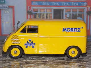 DKW D89L - 1962 - Moritz - Altaya