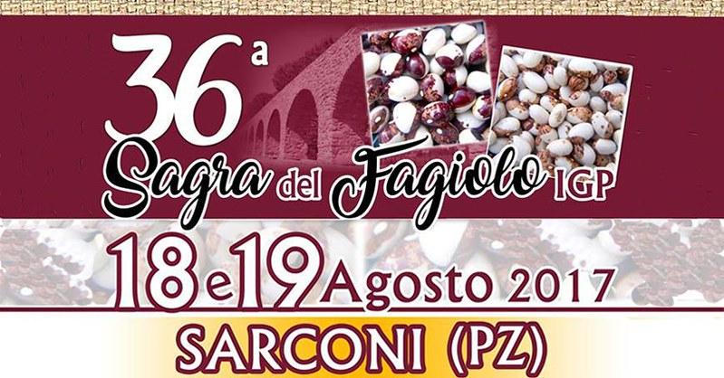 36ª Ssagra del fagiolo di Sarconi IGP[