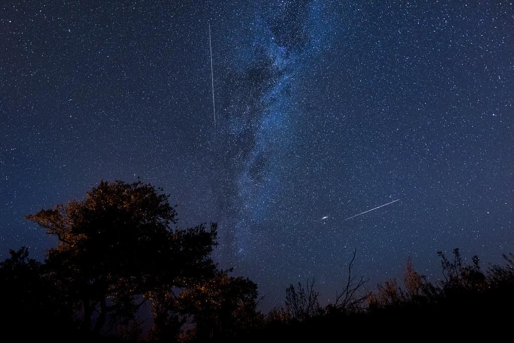 Persieds Meteor Shower 2017