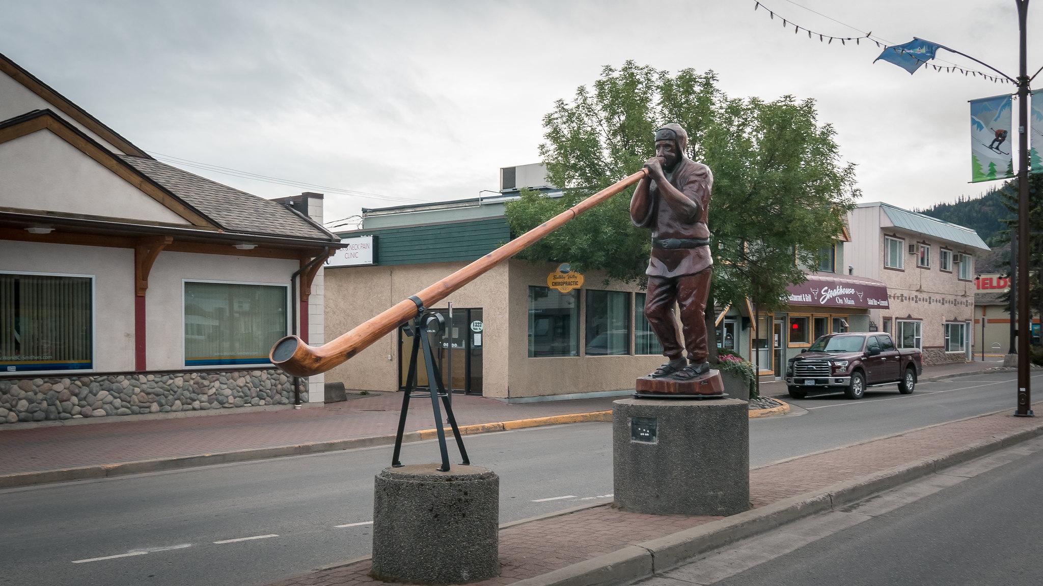 Smithers - Colombie Britannique - [Canada]