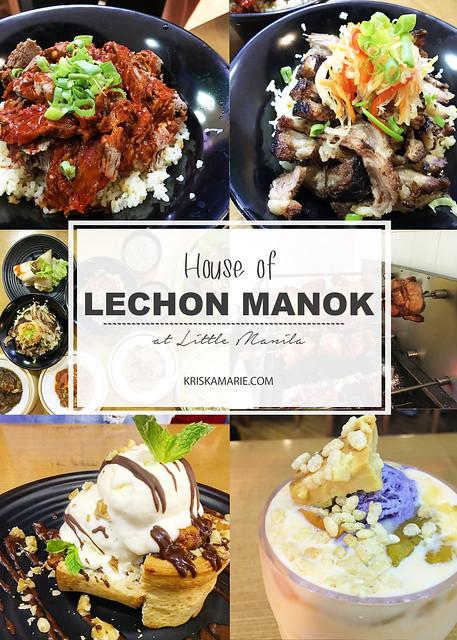 House of Lechon Manok at Little Manila