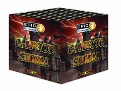 Camelot Storm 36 Shot 1.3G Single Ignition Cake #EpicFireworks