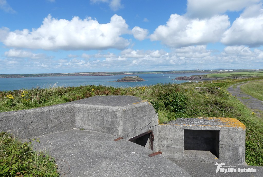 P1100770 - Gun Battery, Angle Peninsula