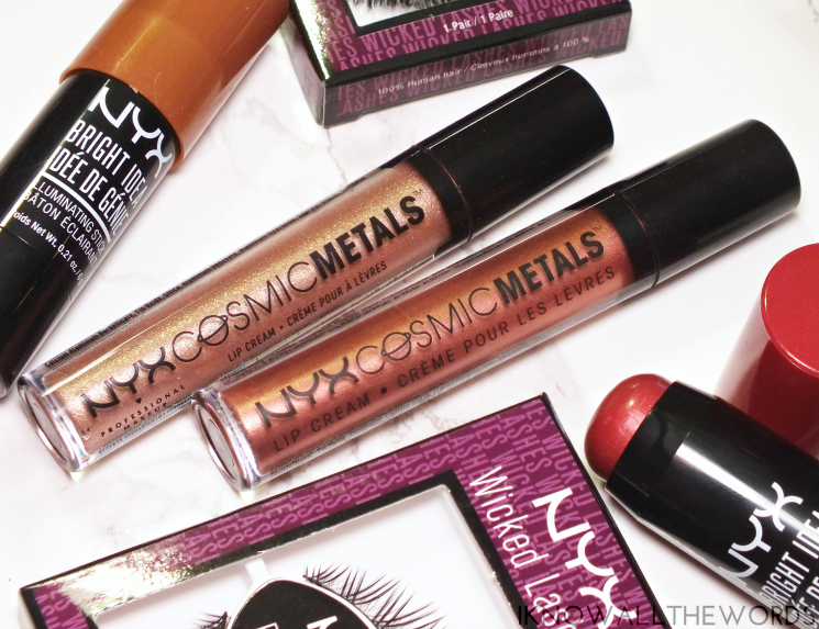 nyx cosmic metals lip cream metropolitan night & speed of light (3)