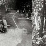 1954 08 01 Postautounfall Pfarrerwald003
