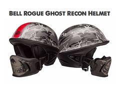 Bell Rogue Ghost Rec