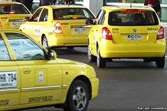 Taxis - Bogot�, Colombia