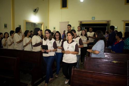 Renovação de Vínculos Leigos Associados em Teixeira de Freitas/BA