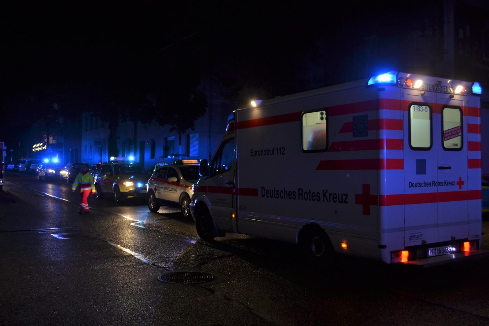 Eutingen: Wohnungsbrand - 01.10.2017