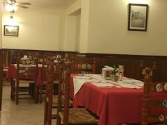 Restaurant Los Almendros, en Merida, México