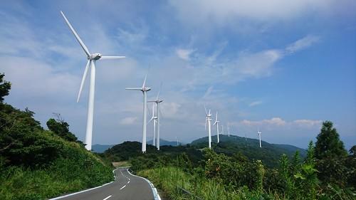 佐田岬の風が如何にクソかという話