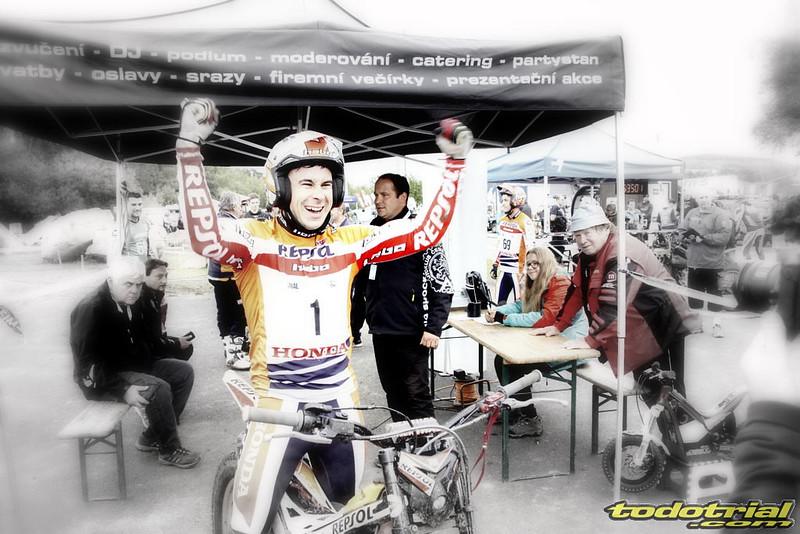 Mundial Trial 2017, GP Rep. Checa
