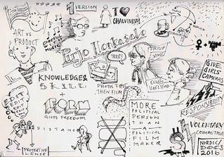 Nordic Docs Sketchnotes