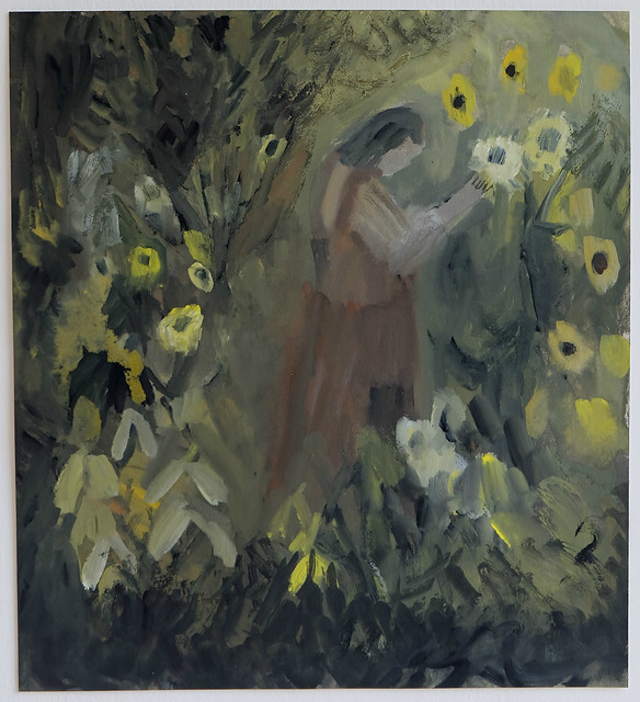 as the light alters (sunflowers)