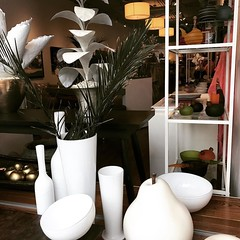 Labour Day window shopping #ininglewood? Check out our new window at Lemonceillo Home and pop inside - we're open today until 4pm.