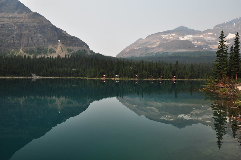 Smoky Lake O'Hara